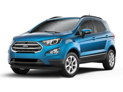 FORD ECOSPORT 1.0 Ecoboost 100cv Plus