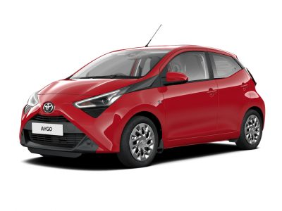 TOYOTA AYGO CONNECT 1.0 VVT-i x-business MMT
